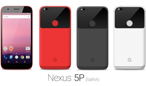 Bocoran gambar nexus 5p