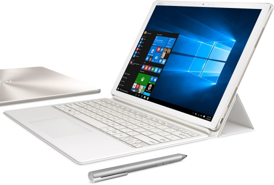 ASUS Transformer 3 T305 tablet dengan keyboard