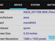 Hasil benchmark ASUS Zenfone 3