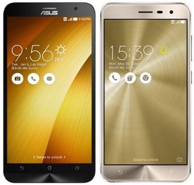 Perbedaan ASUS Zenfone 2 dengan Zenfone 3