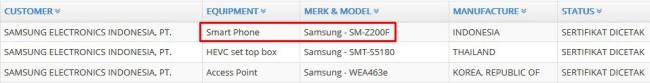 Samsung Z2 Tizen Bersiap Masuk Indonesia