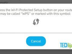 Apa itu gunanya WPS pada WiFi?