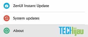 Cara melihat versi Android