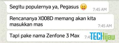 Kapan ASUS Pegasus 3 rilis di Indonesia