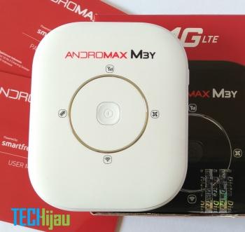 Pengalaman menggunakan Andromax M3Y