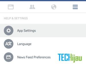 Cara supaya facebook tidak update sendiri