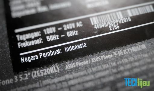 Hape made in Indonesia asli atau palsu