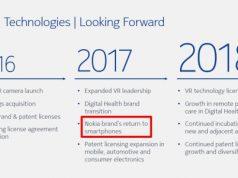 Nokia kembali membuat smartphone pada 2017