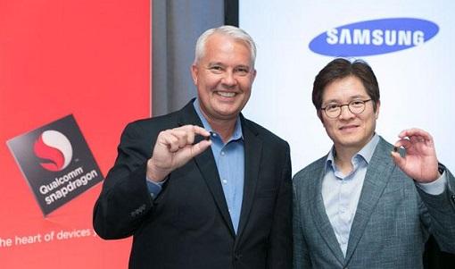 Kolaborasi Qualcomm dan Samsung pada Snapdragon 835