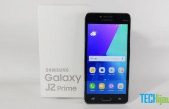 Skor benchmark Samsung Galaxy J2 Prime