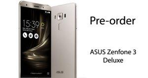 Beli pre order asus Zenfone 3 Deluxe