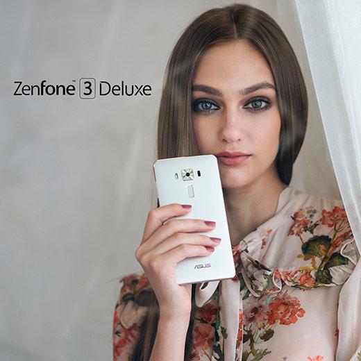 Desain Zenfone 3 Deluxe Indonesia