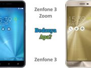 Bagus mana antara zenfone 3 dengan zenfone 3 zoom