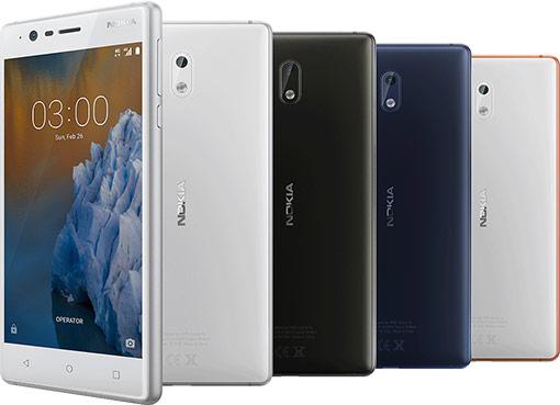 Nokia 3 resmi diperkenalkan