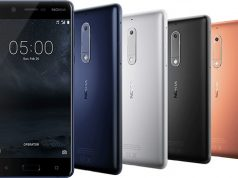 Nokia 5 Diperkenalkan