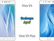 Perbedaan Antara Vivo V5 demgam V5 Plus