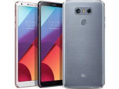 Wujud Fisik LG G6