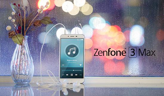 Zenfone 3 Max ZC553KL Indonesia