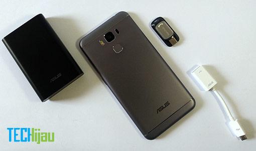 Hasil uji bechmark ASUS Zenfone 3 Max ZC553KL