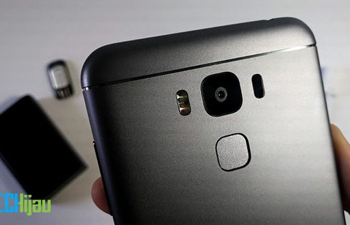 Kamera Belakang Zenfone 3 Max ZC553KL