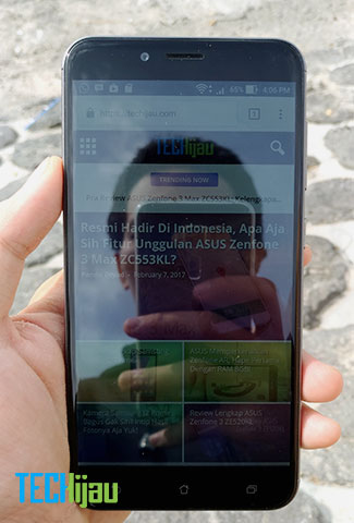 Pengalaman menggunakan Zenfone 3 Max ZC553KL