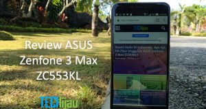 Review lengkap ASUS Zenfone 3 Max ZC553KL Indonesia