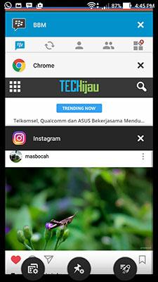 Performa multitasking Zenfone 3 Max ZC553KL