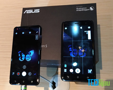 Demo uji Zenfone Zoom S Indonesia