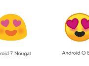 Emoji baru android o