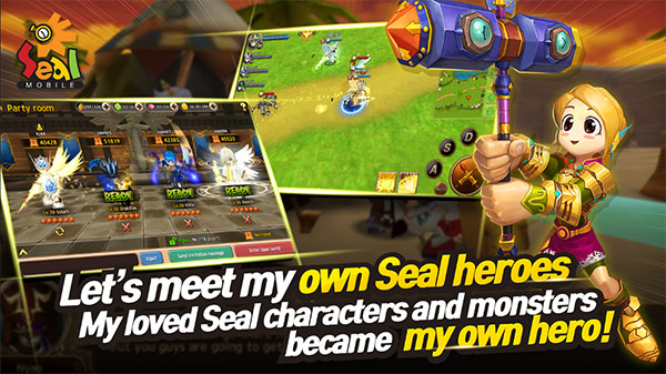 Game Seal Mobile untuk hape