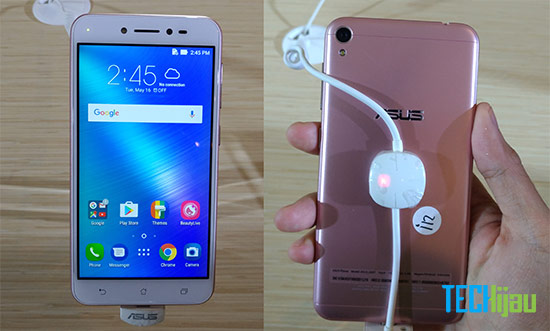 Hands on Zenfone Live Indonesia
