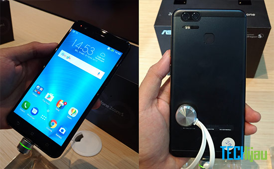 Hands on Zenfone Zoom S Indonesia