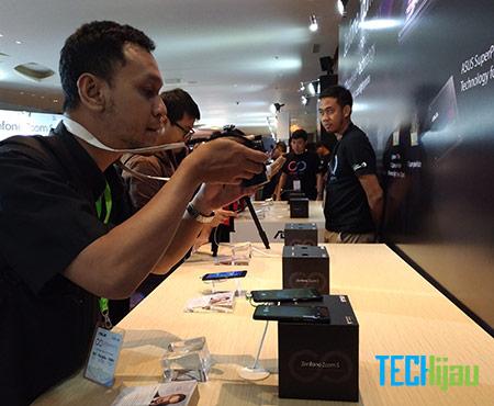 Harga resmi ASUS Zenfone Zoom S