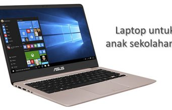 Laptop untuk anak sekolahan