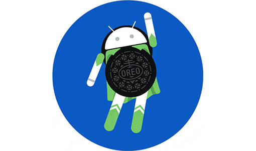 Icon android oreo