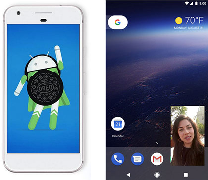 Fitur Android Oreo