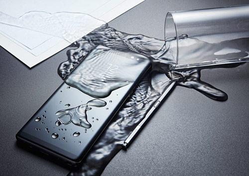 Fitur Samsung Galaxy Note8