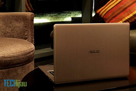 Review singkat ASUS Vivobook Pro N580