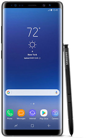 Samsung Galaxy Note8 Indonesia