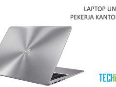 Laptop untuk pekerja kantoran