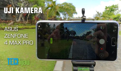 Hasil kamera ASUS Zenfone 4 Max Pro