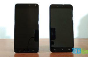 Perbedaan antara Zenfone 4 Max Pro dengan Zenfone 3 Max