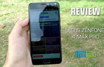 Review Pengalaman Pakai ASUS Zenfone 4 Max Pro