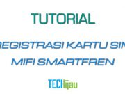 Tutorial registrasi sim mifi smartfren