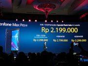 Harga resmi ASUS Zenfone Max Pro M1