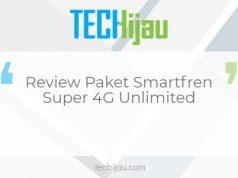Pengalaman pakai paket internet smartfren super 4g unlimited