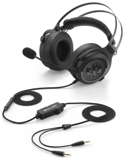 gaming headset sharkoon skiller sgh3