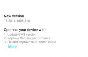 Mengatasi masalah touchscreen Zenfone Max Pro M1