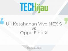 Oppo Find X vs Vivo NEX S bend test