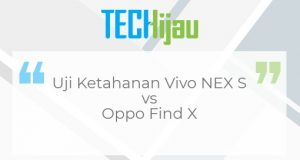 Oppo Find X vs Vivo NEX S bend test